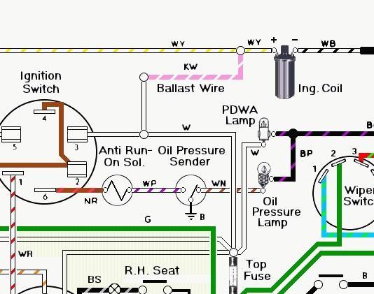 3 wire oil switch    spitfire  u0026 gt6 forum   triumph