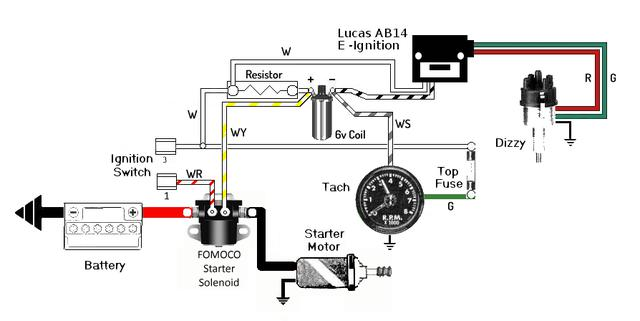 Lucas Electronic Ignition and 6v Coil (mine).jpg