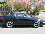 Richard Smith 1981 Triumph TR7 Drophead Black