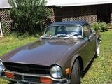 Hollis C 1970 Triumph TR6 Brown