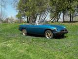 1978 MG MGB GM Medium Met Blue Patrick N