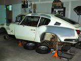 1969 Triumph GT6 MkII Jasmine original Robert V