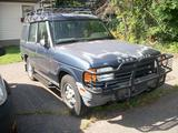 1994 Land Rover Discovery Blue Eric L