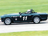 1967 Triumph TR4A Green Don Marshall