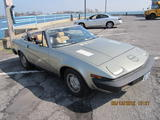 1980 Triumph TR7 Drophead Platinum Silver Not Sure ANTHONY RADESICH