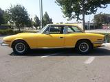 1973 Triumph Stag Fly Yellow C T