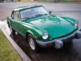 1979 Triumph 1500 Green Michael M