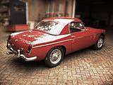 1963 MG MGB Red angelo vdr