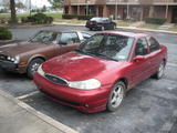 1998 Ford Contour Red Shane S