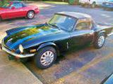 1970 Triumph Spitfire Black Verlin Richins
