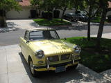 1964 Triumph Herald 1200 Yellow Richard Perry