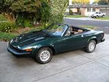 1980 Triumph TR8 Poseidon Green Mark H