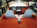 1978 Triumph Spitfire Orange Sean Thompson