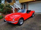 1972 Triumph Spitfire MkIV Red tom kollmeyer