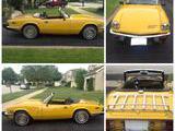 1977 Triumph Spitfire 1500 Yellow George Hernandez