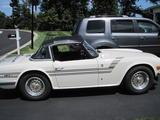 1976 Triumph TR6 White Bob K