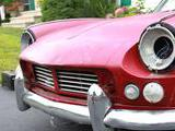 1966 Triumph Spitfire MkII Red Chris Fisher