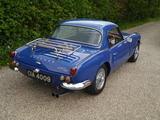 1969 Triumph Spitfire MkIII Royal Blue Neil Peachey