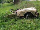 1965 Triumph TR3 Rust John J