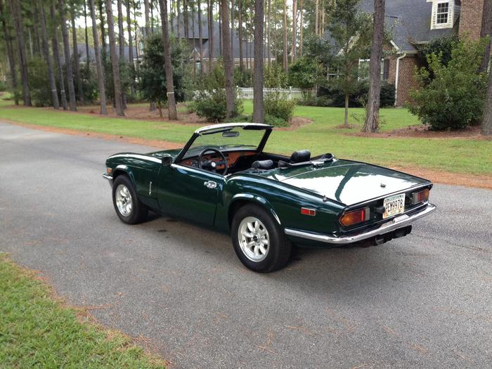 1979 Triumph Spitfire 1500 Fm100788 Registry The Triumph