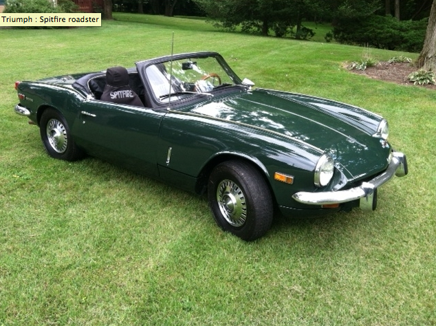 1970 triumph spitfire mkiii fdu87693l registry the triumph experience. Black Bedroom Furniture Sets. Home Design Ideas
