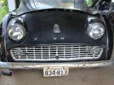 1959 Triumph TR3A Black Mark Clinard