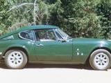 1972 Triumph GT6 MkIII Green James Jennings