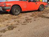 1979 Triumph Spitfire Orange Chris B