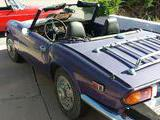 1976 Triumph 1500 Purple John Nolan
