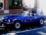 1974 Triumph Spitfire Imperial Sapphire Blue Ron Smokey Wasmuth
