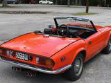 1980 Triumph Spitfire 1500 Vermillion Red James Stoneking