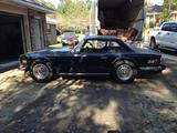 1974 Triumph TR6 Mallard Blue Rick Huber