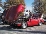 1974 Triumph Spitfire 1500 Red Shane Hunt