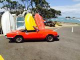 1972 Triumph Spitfire MkIV Red Mike G