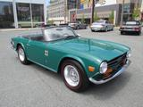 1973 Triumph TR6 British Racing Green Brian Noriega