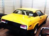 1976 Triumph TR7 Inca Yellow Carl Butler