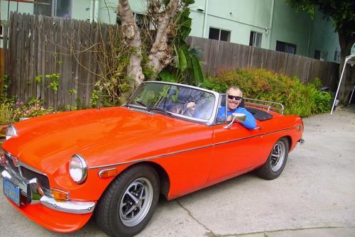 1973 Mg Mgb Ghn5ud3z4100d Registry The Triumph Experience