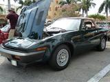 1980 Triumph TR8 BRG Rick Z