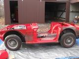 1972 Triumph TR6 Pimento Brian LeBlanc