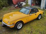 1978 Triumph Spitfire 1500 Yellow Robb Tones