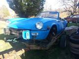 1980 Triumph 1500 Blue Larry W