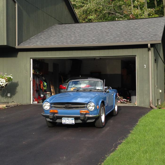 TR6 Cars For Sale : The Triumph Experience