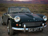 1964 Triumph Spitfire Green Joe D