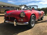 1965 Triumph Spitfire MkII Signal Red Mark Johnson
