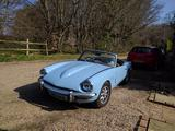 1969 Triumph Spitfire MkIII Powder Blue Richard Simpson