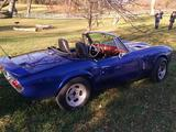 1968 Triumph GT6 Metallic Blue Jim Moscardini