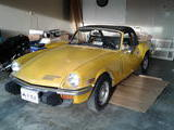 1977 Triumph Spitfire 1500 Yellow Andrew Church
