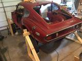 1971 Triumph GT6 MkIII Rust Red James Rochier