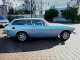 1973 Volvo P1800 Metalic Light Blue Sarah W