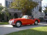 1960 MG MGA Red Paul Nodtvedt